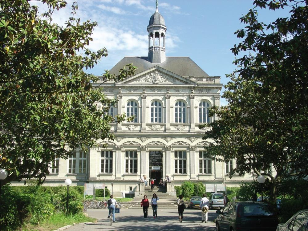 The Université Catholique -ICO